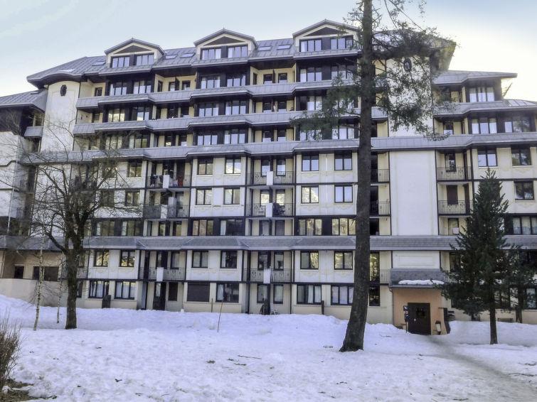 Appartement Le Chamois Blanc FR7460.600.10 - Hebergement + Forfait remontee meca