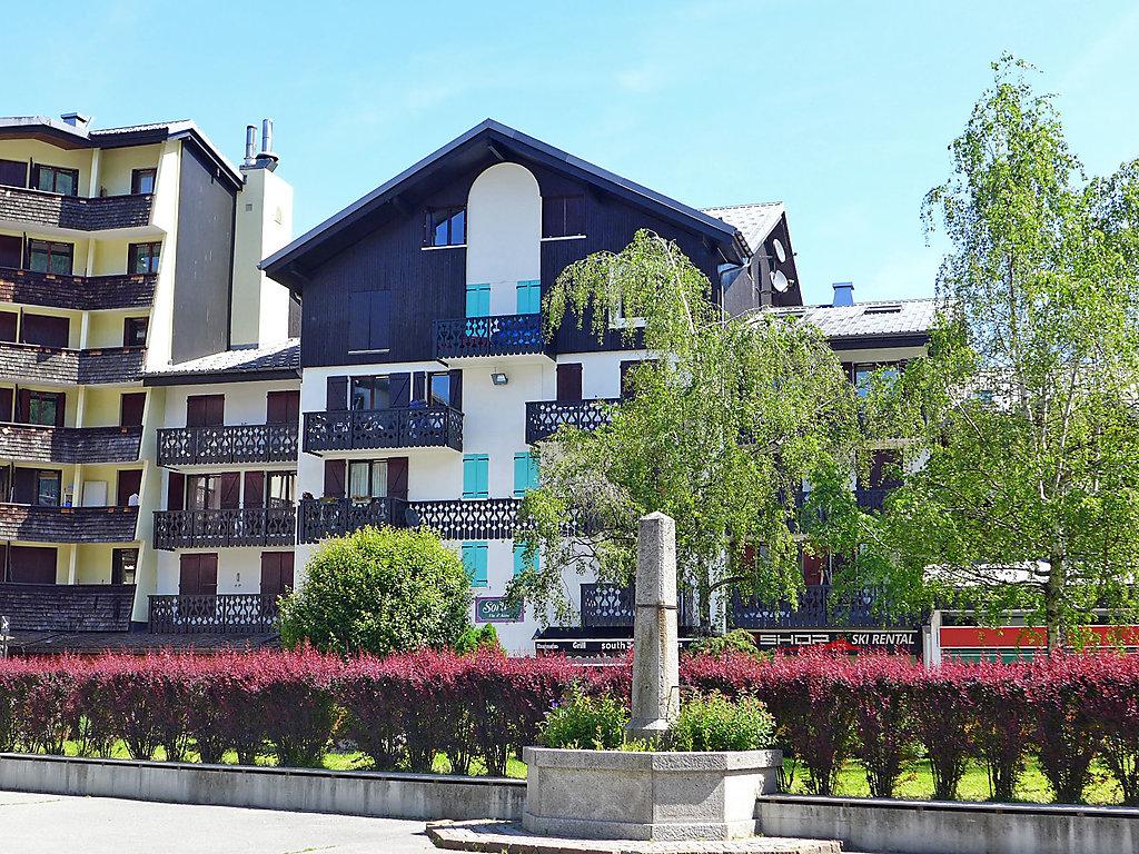 Apartment Le Chailloud
