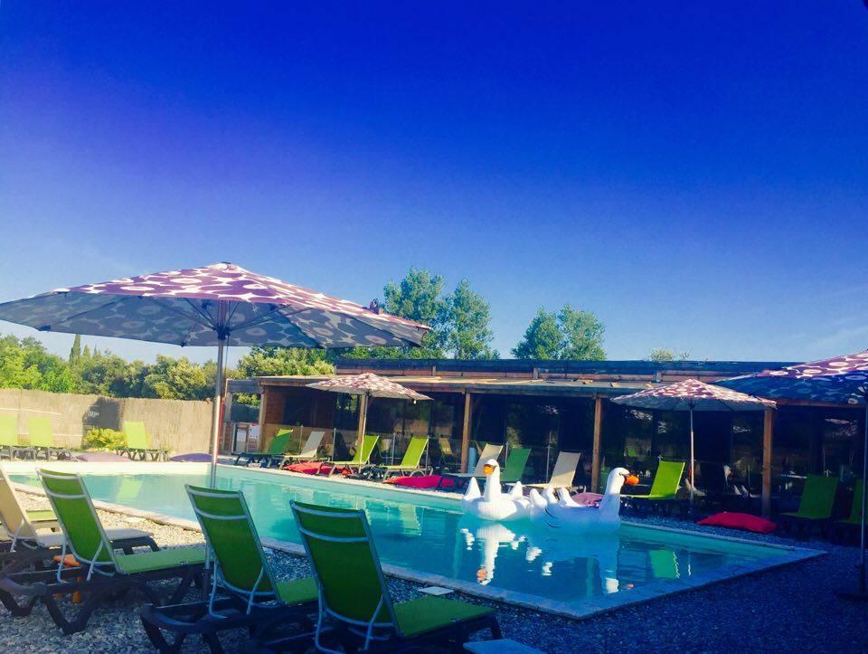 Camping Lodges En Provence 5*