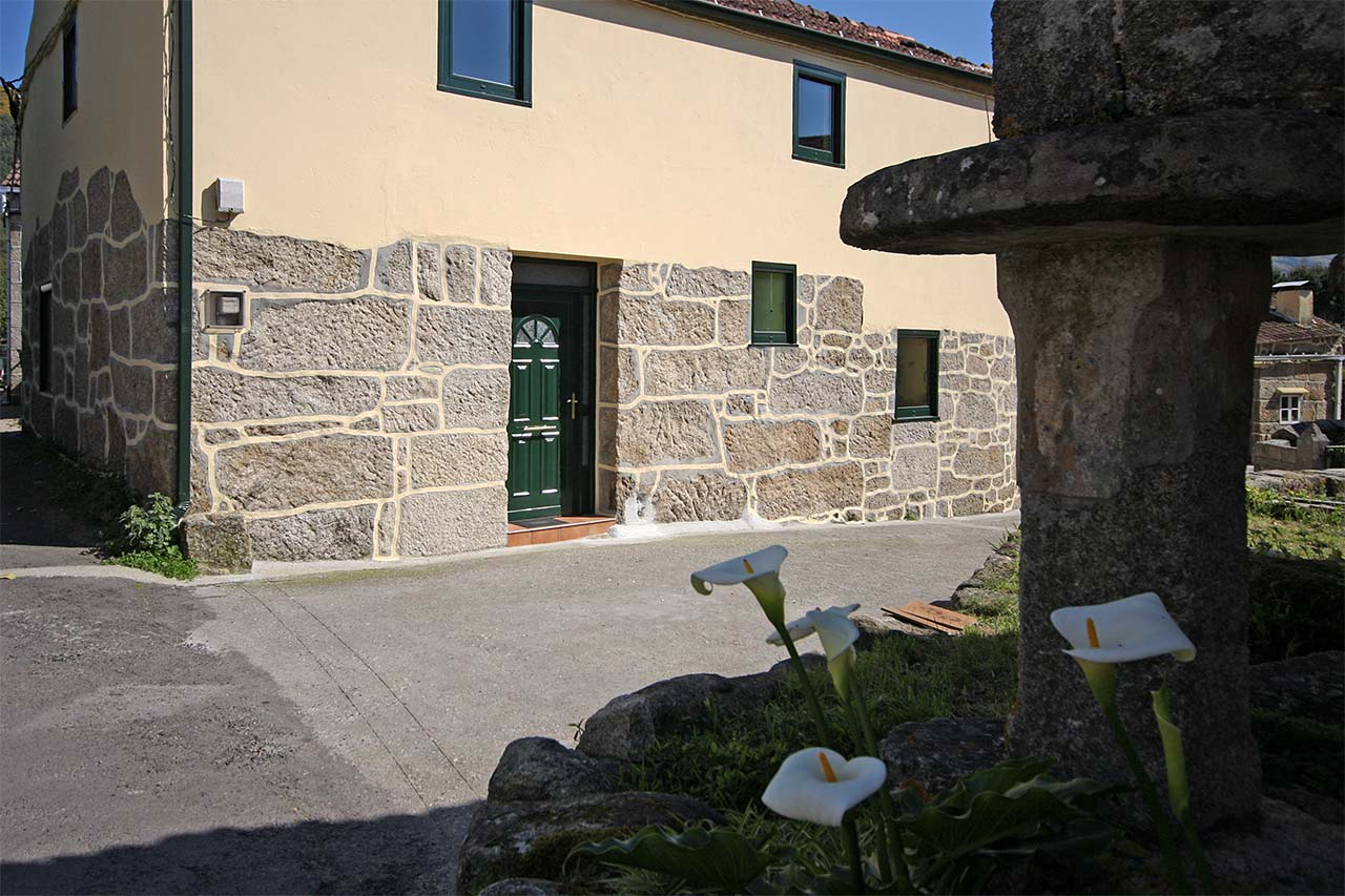 house in carnota