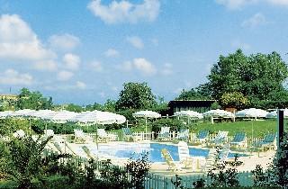 Camping bazas location mobil home bazas pas cher for Piscine desjoyaux bazas