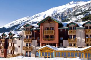 Club Vacanciel de Val Cenis - Hebergement + Forfait + Materiel de ski