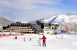 Location vacances Chambre Val louron 2 personnes