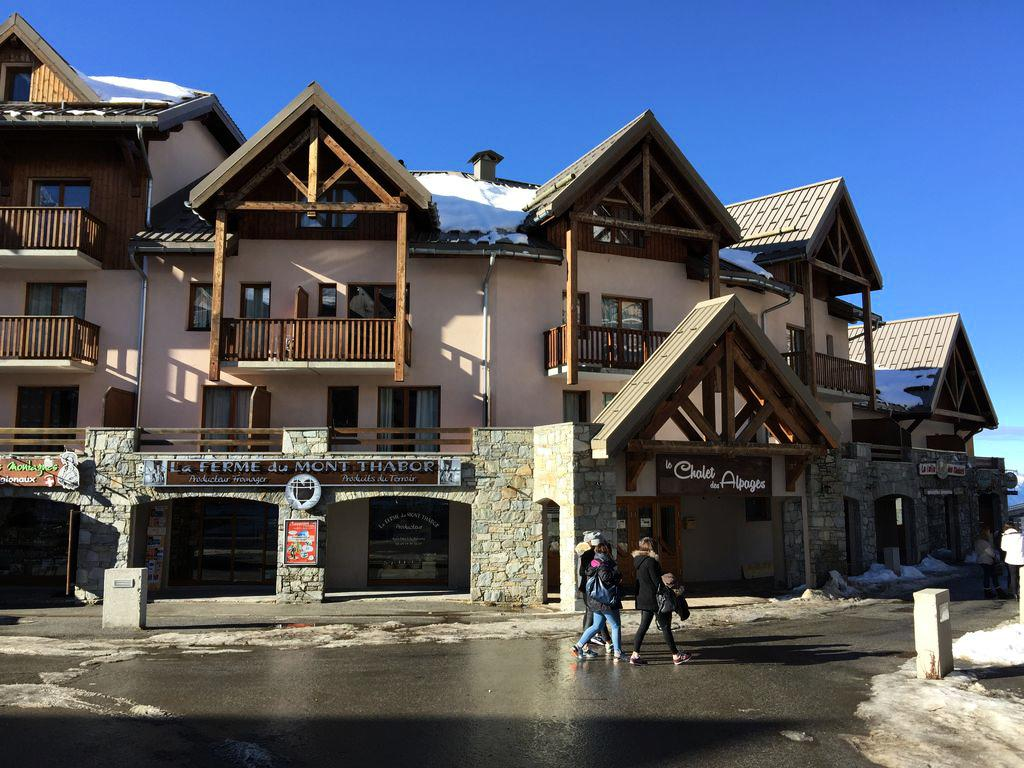 Appartement duplex 7 pers. skis aux pieds