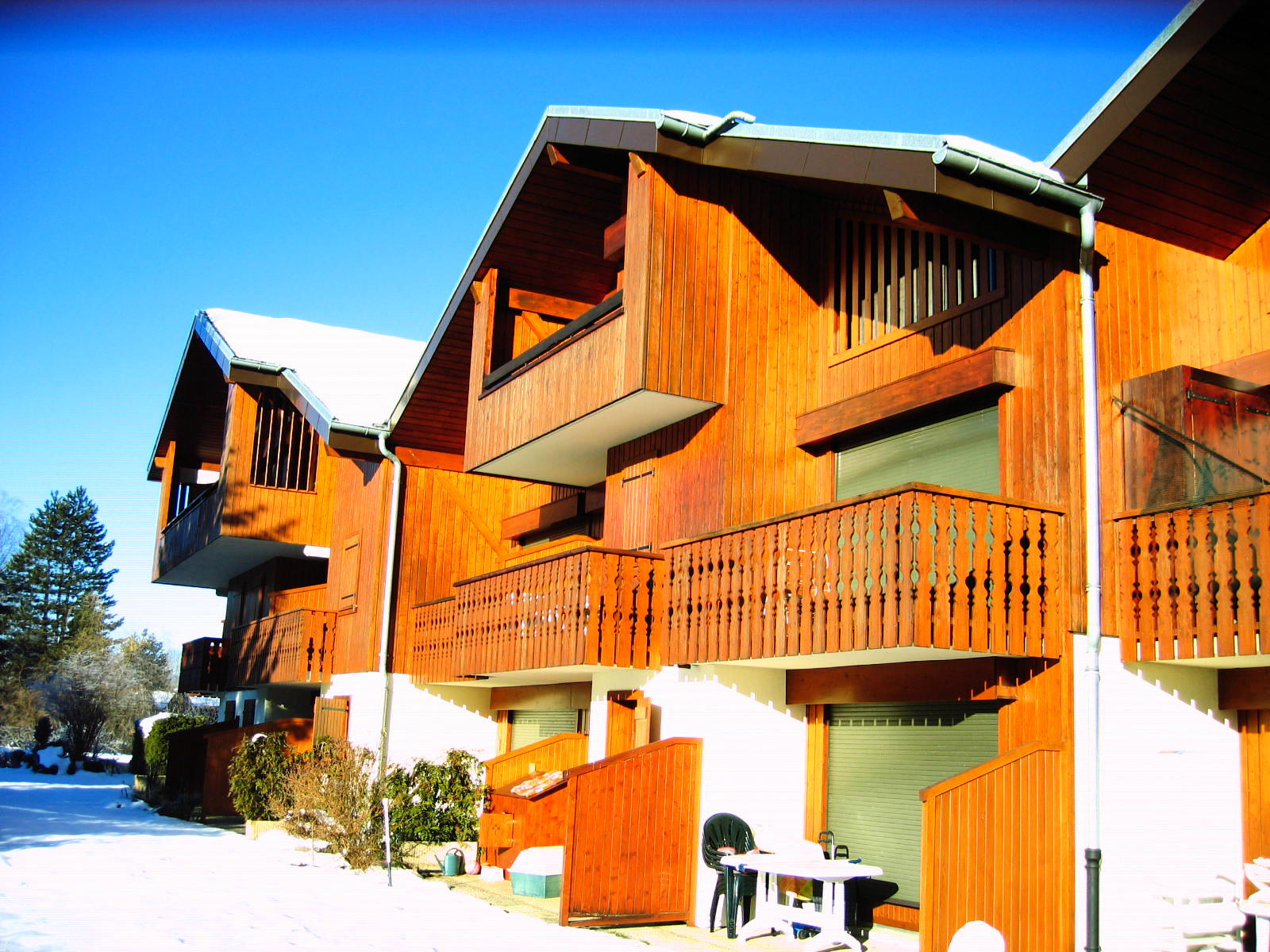 Appartement 6 pers. 300m centre-station