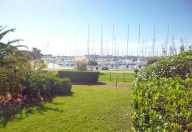 Vacances : L'escale port - rez de jardin