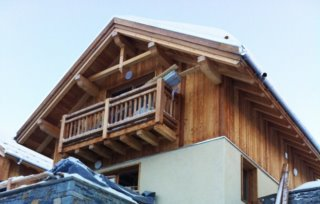 Chalet - Chalet Odalys Pure Altitude 3*