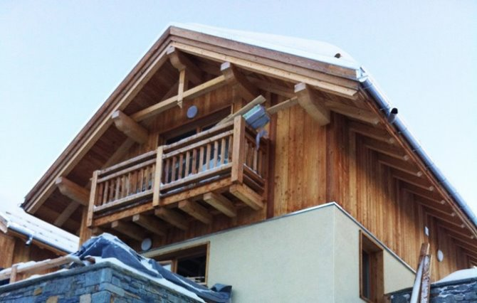 Chalet Odalys Pure Altitude 3*