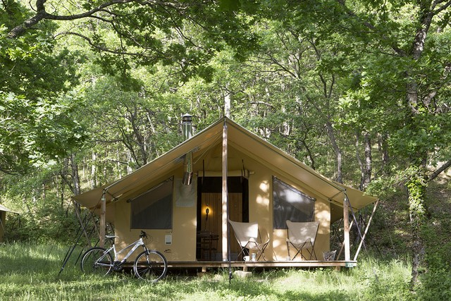 Camping Huttopia Camp Forestier Lanmary 3*