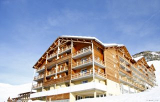 photo Residence Les Cimes du Val d'Allos