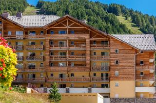 Residence Les Cimes du Val d'Allos