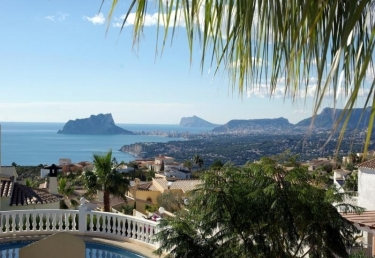 Vacances : Villa in Benitachell Alicante 102525