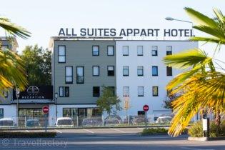 Vacances : All Suites Appart Hôtel Pau ***