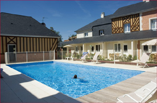 Camping pas cher cabourg promo camping cabourg for Camping cabourg piscine