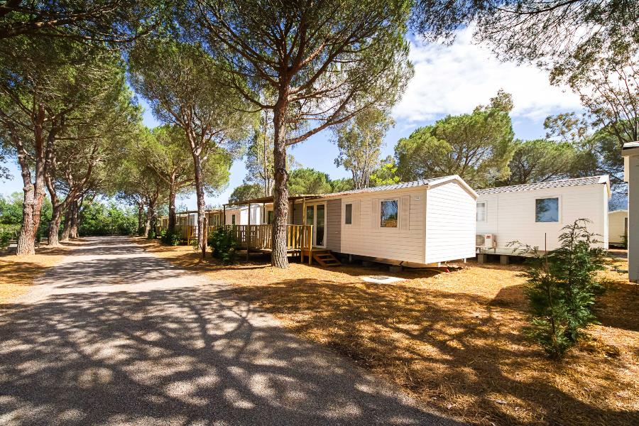 Camping Le Lagon D'argeles - Maeva Camping 3*