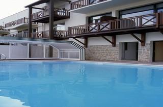 Vacances : Résidence Lagrange Confort + Les Roches Douv...