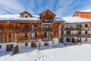 Residence Les Balcons de Bois Mean 3* - Hebergement + Forfait + Materiel de ski