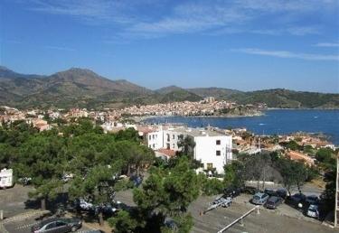 Vacances : Appartement 2 pièces vue mer banyuls-sur-mer