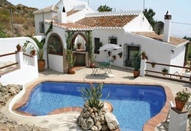 Vacances : Frigiliana