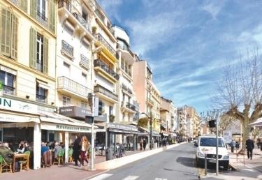 Vacances : Cannes