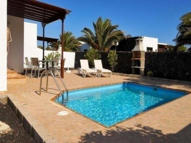 Location villa in playa blanca lanzarote 102791 location for Location villa lanzarote avec piscine