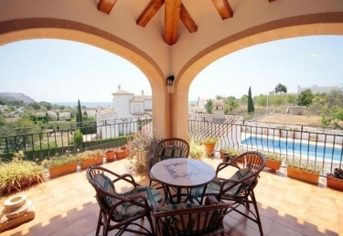 Vacances : Villa in Javea Alicante 102743