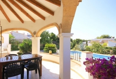 Vacances : Villa in Javea Alicante 102738