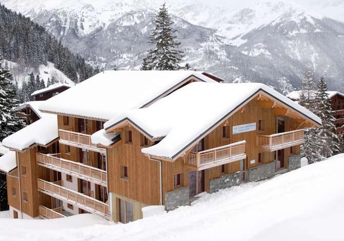location chalet ski valfrejus