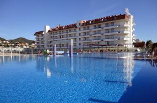 Hotel santa susanna pas cher h tel santa susanna en espagne for Cash piscine espagne