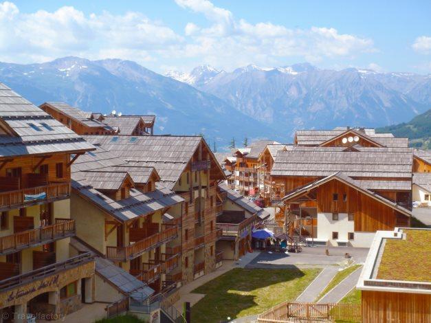 location residence les terrasses du soleil d39or location With residence vacances france avec piscine 11 location ski les orres bois mean