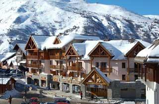 Résidence de Tourisme - Résidence Les Lodges de Pierres ***