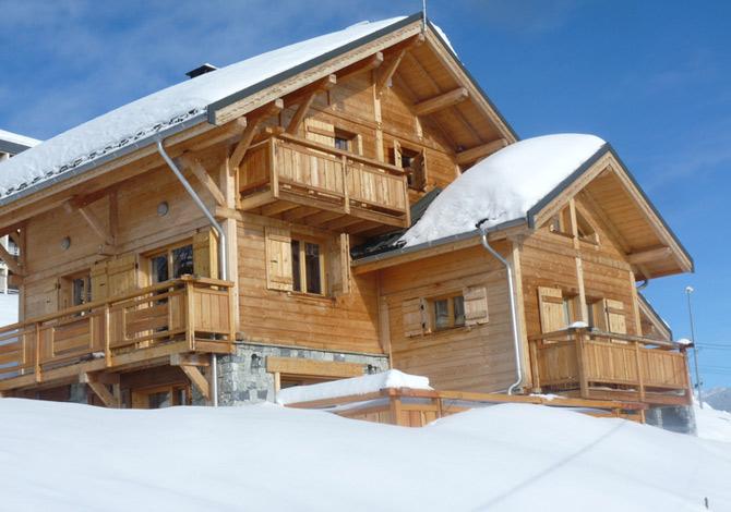 Location chalet odalys le jardin d hiver 4 location - Chalet le jardin d hiver la toussuire ...