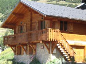 photo Chalets répartis à l'Alpe d'Huez