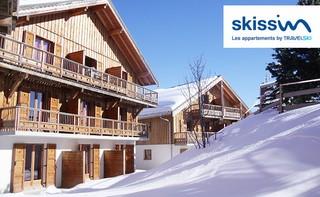 Skissim Select - Residence Les Chalets des Cimes 3*
