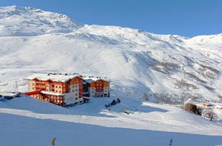 Résidence de Tourisme - Résidence Le Chalet du Mont Vallon****
