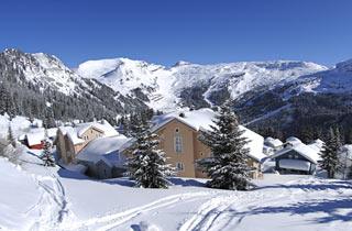 Résidence de Tourisme - Résidence Skissim Les Pléiades *** à Flaine