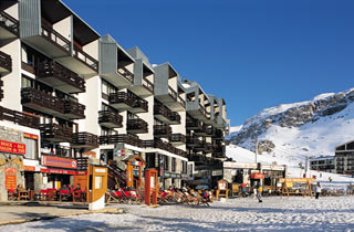 Appartement de particulier - Skissim Classic - Tignes