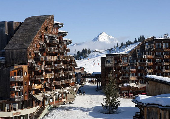 Location r sidence d 39 avoriaz location vacances avoriaz for Carte de france des hotels formule 1