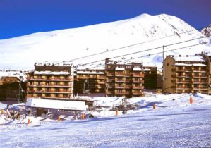 Résidence de Tourisme - Résidence Frontera Blanca **