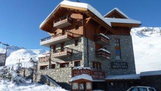 Résidence de Tourisme - Chalet Montana Planton****