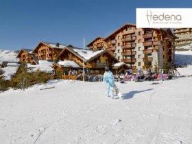 Résidence de Tourisme - Résidence Hedena Les Alpages de Reberty***