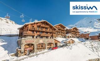 Skissim Premium - Residence Les Chalets de Rosaël 3*