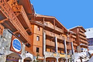 Résidence Les Balcons de Belle Plagne & Spa 4*.