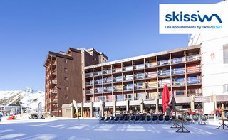Skissim Select - Residence Aiguille Rouge - Hebergement + Forfait remontee mecan