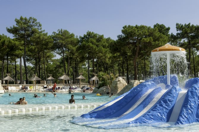 Camping Sunissim Atlantic Club Montalivet. 5* Tohapi