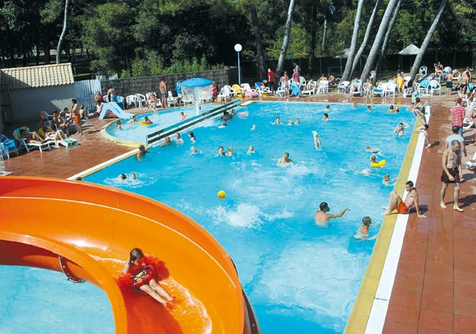 Location camping la puerta del sol location vacances for Piscine saint hilaire de riez