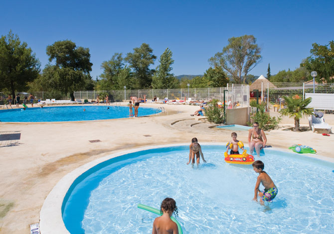 Camping Les Iscles ****