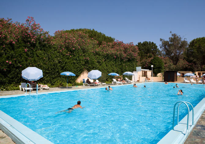 Camping Le Domaine d'Anghione **