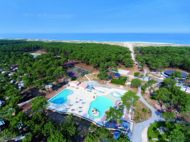 Camping Atlantic Club Montalivet 5*