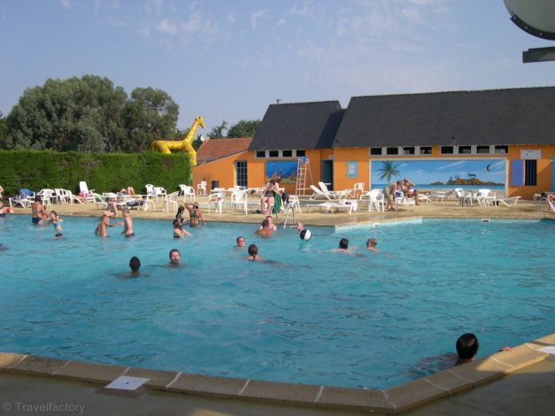 Camping Le Domaine D'Inly 5*